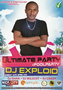 DJ Exploid _Pool Party (Nice City)