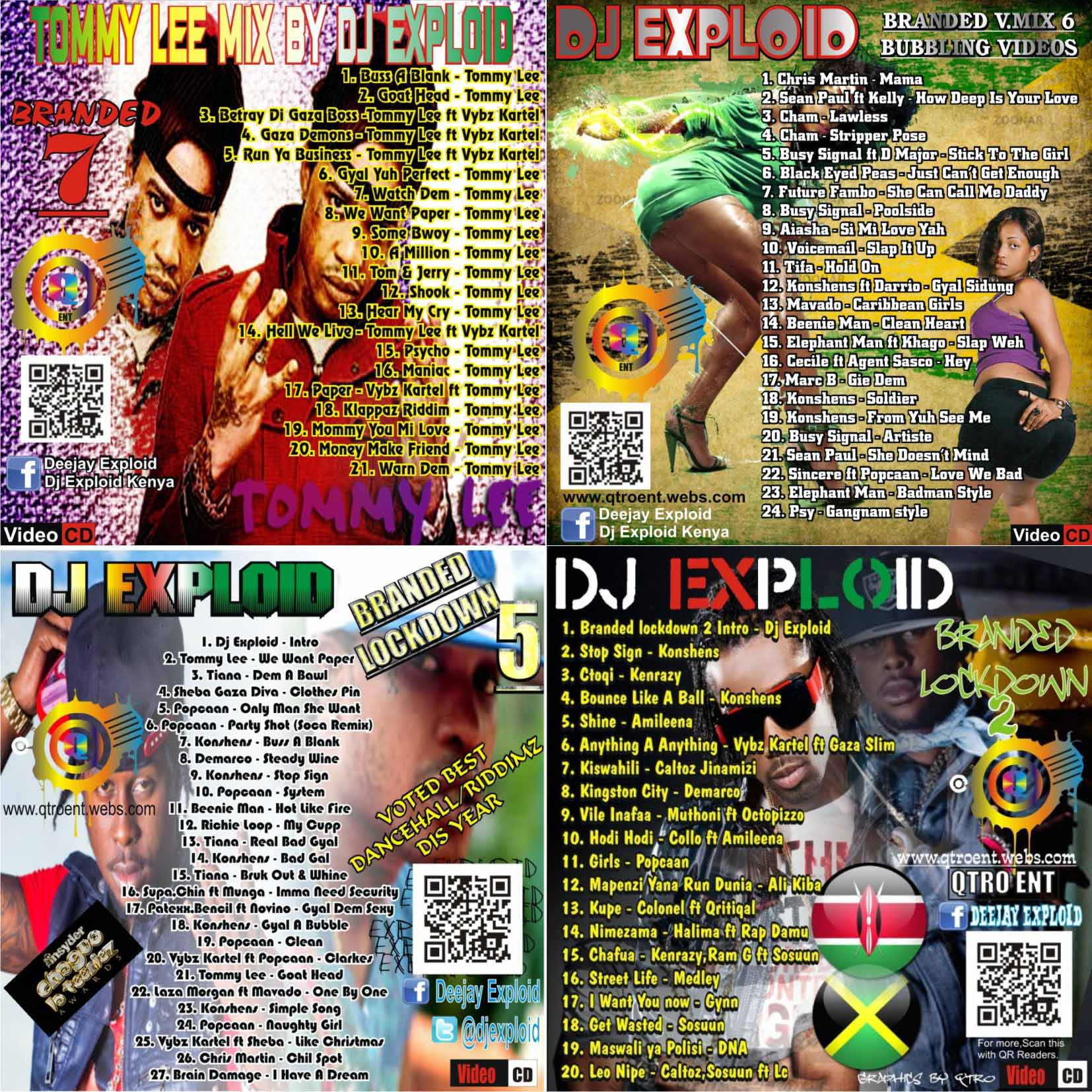 About  : DEEJAY EXPLOID :