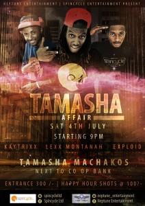 Tamasha Affair With @Spincycleltd @Djexploid @Kaytrixx @lexxmontanah