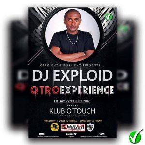 dj exploid (Klub O'touch)