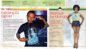 DJ Exploid On (Pulse Magazine)