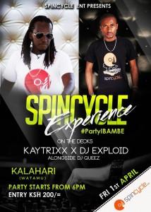 DJ Exploid (Kalahari)